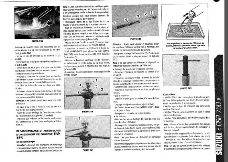 recherche revue technique en pdf ou juste page de la fourche  Captur12