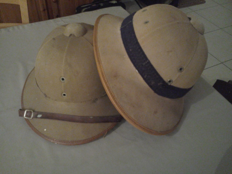 Ma collection : uniformes-coiffures-archives de la Coloniale et la colonisation - Page 7 Photo118