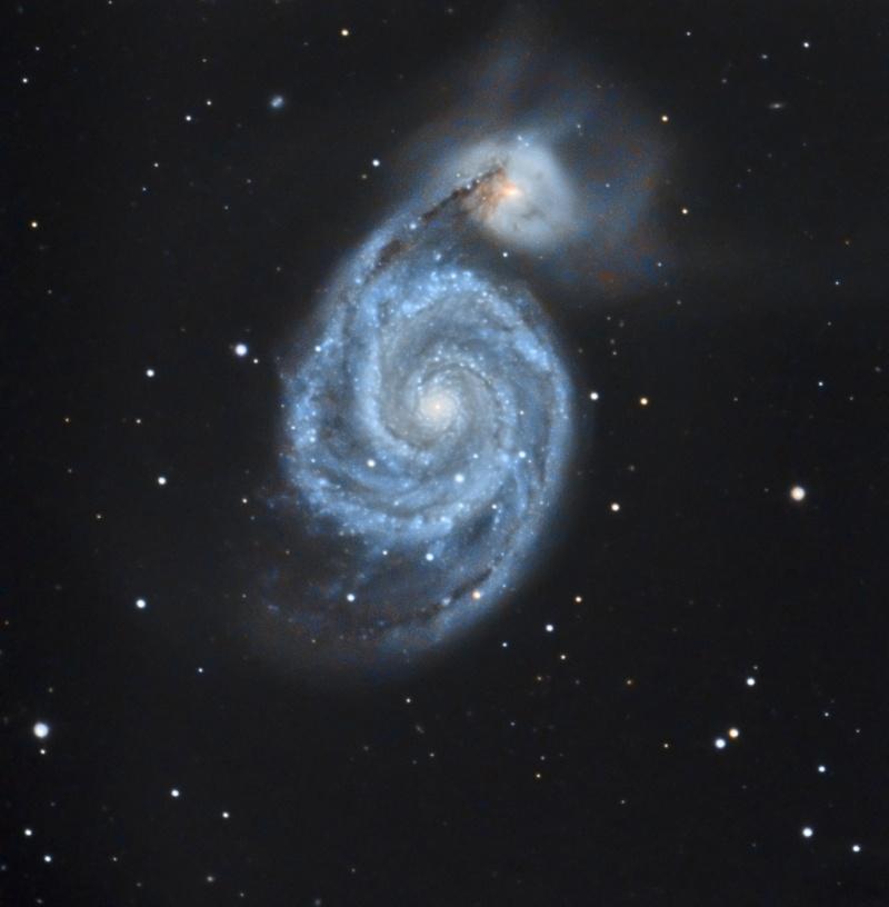 M51 par François Lrvb-r11