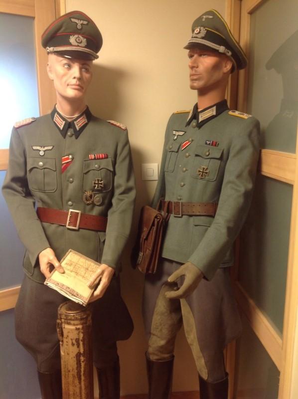 Major artillerie et leutnant cavalerie 210