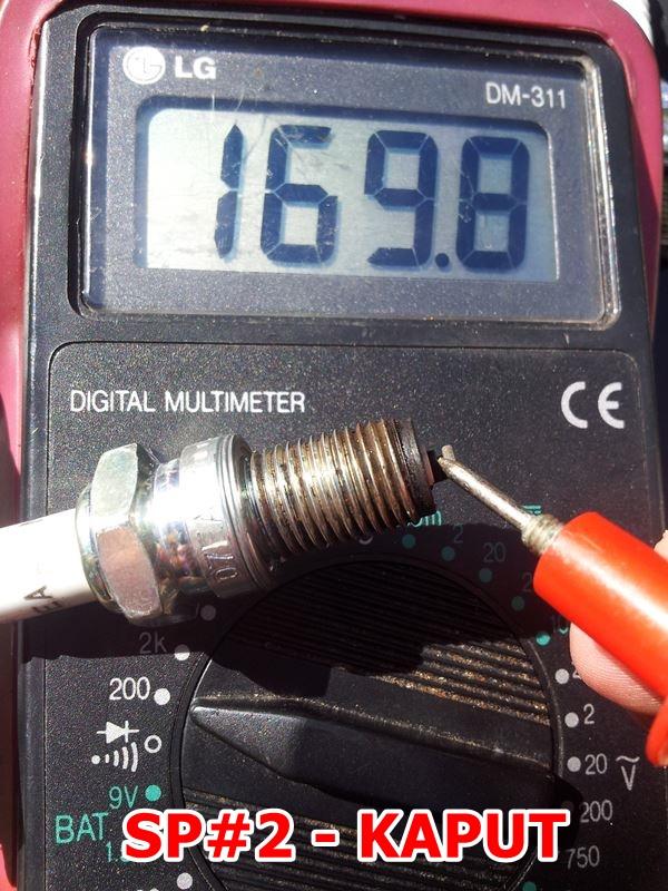 Spark plugs Sparkp21