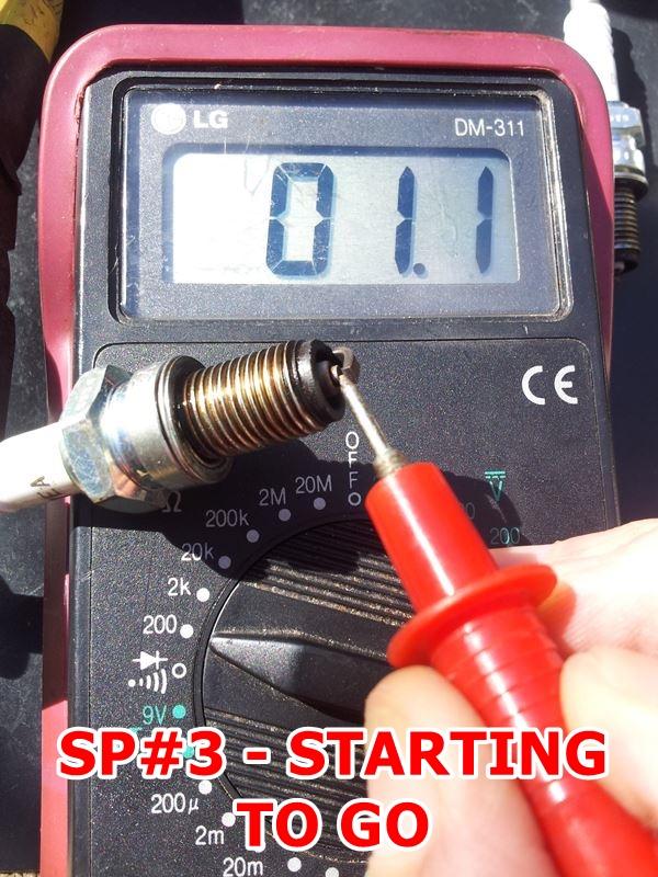 Spark plugs Sparkp22
