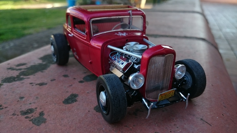 HOT ROD REVELL 1/25 Dsc_3137