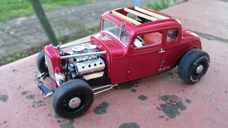 HOT ROD REVELL 1/25 Dsc_3140