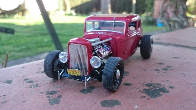 HOT ROD REVELL 1/25 Dsc_3142