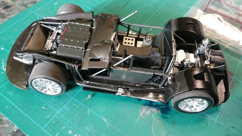 CORVETTE C6R COMPUWARE LE MANS 2006 LMGT1 CLASS WINNER REVELL ET SCALE MOTORSPORTS Dsc_3227