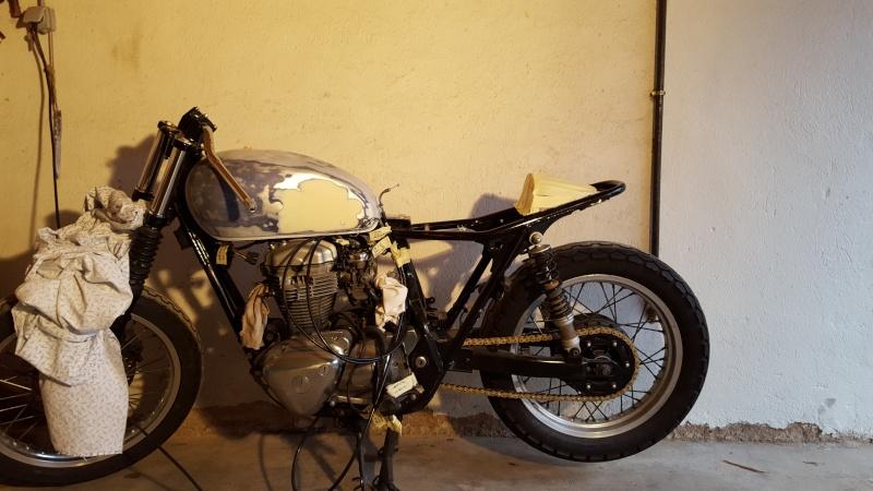 Transformation Kawasaki w650   20160310