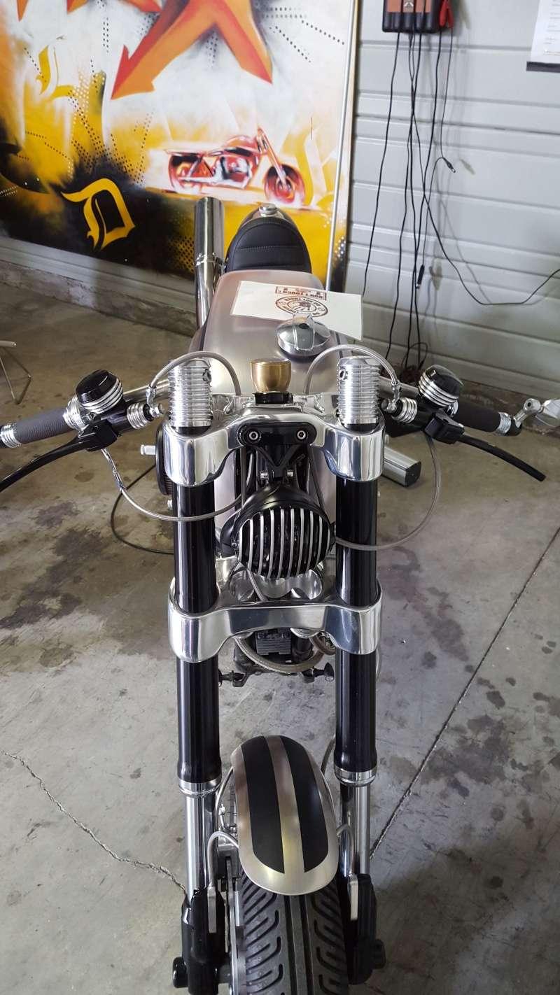 Harley Davidson revisité à la sauce Vd classic 20160314