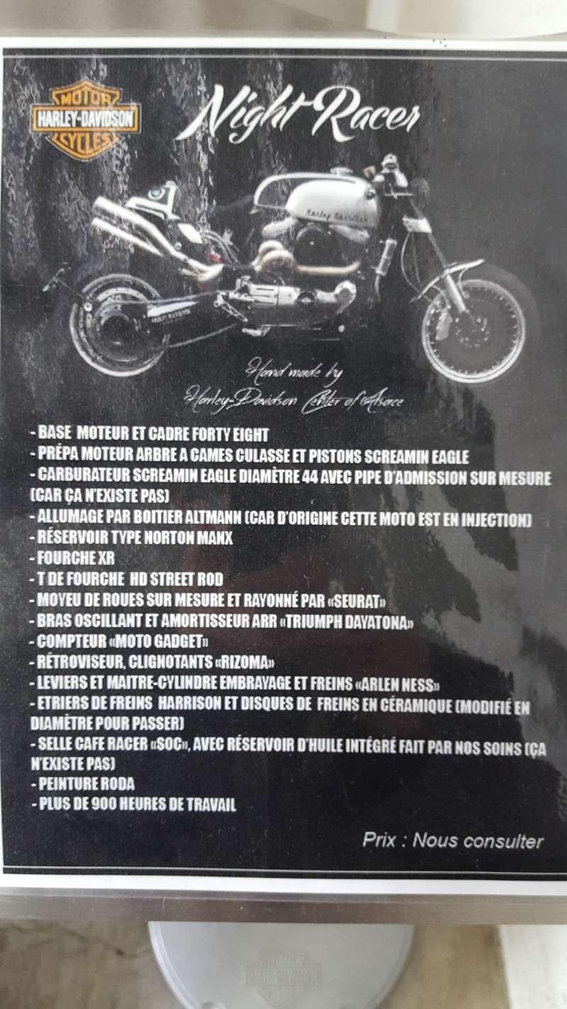 Harley Davidson revisité à la sauce Vd classic 20160317