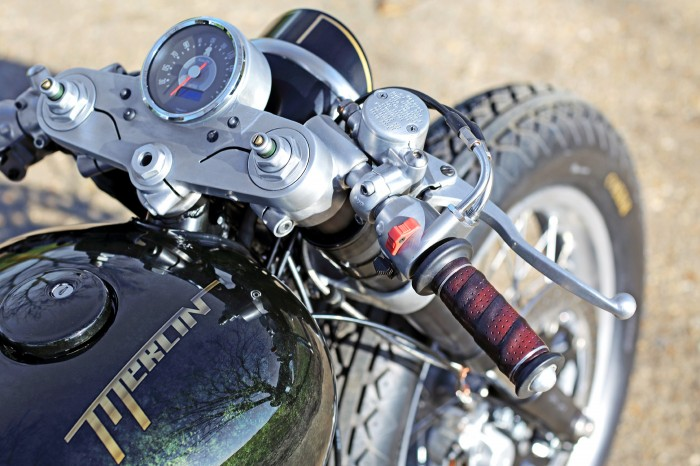 Transformation Kawasaki w650   Oem-me10