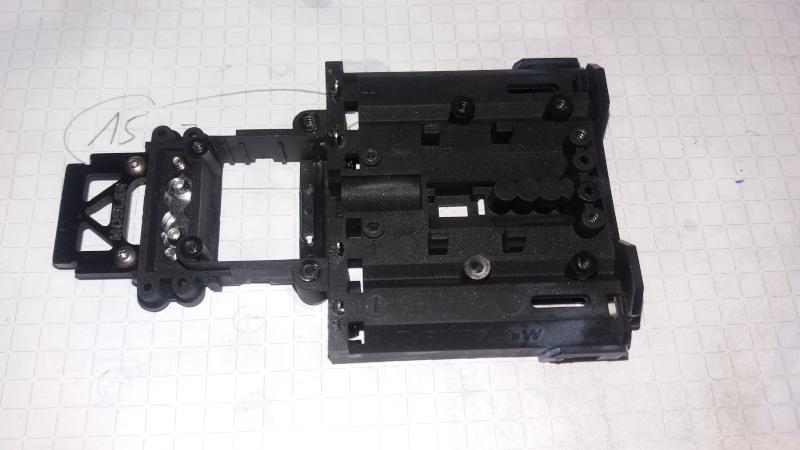 Circuit pour micro servo de Mini-Z-500804-pn racing  210