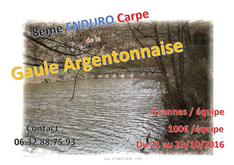 Enduro Carpe La Gaule Argentonnaise Oct. 2016 (79) Enduro11