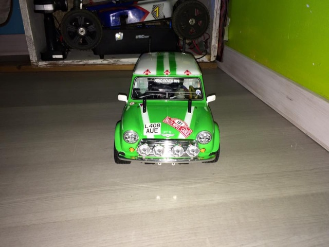 Mon ex FG Monster Beetle & mes autres ex rc non short course 12472510