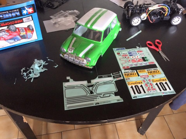 Mon ex FG Monster Beetle & mes autres ex rc non short course 12794510