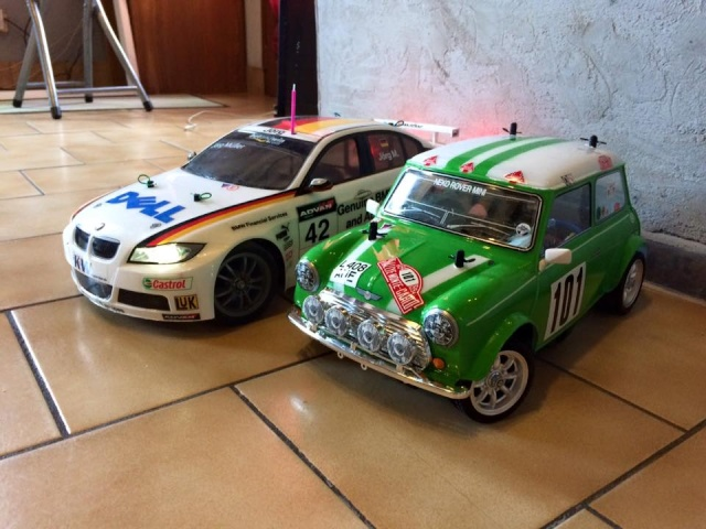 Mon ex FG Monster Beetle & mes autres ex rc non short course 12832510