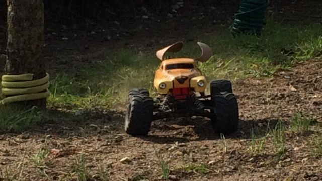 Mon ex FG Monster Beetle & mes autres ex rc non short course 56445310