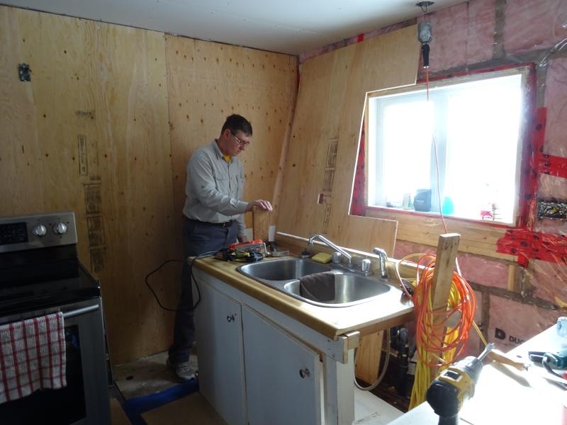 Renovation of my 1940 kitchen Dsc00911