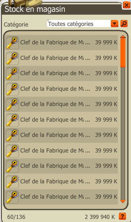 The Lou's Experience Chapter I[Terminé] Dofus-10