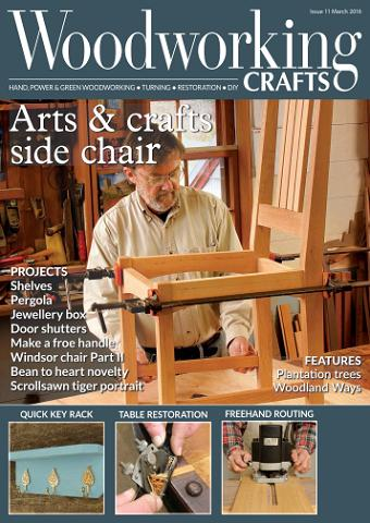 Woodworking Crafts 11 (March 2016) Hhy66711