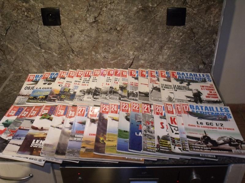 Vente de magazines LOS / Aéro Journal/ Batailles aériennes. Dscf6410