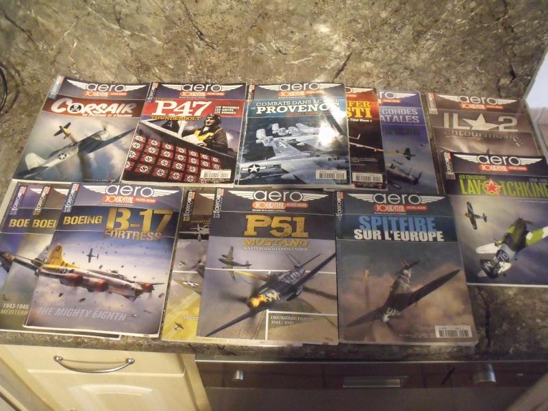 Vente de magazines LOS / Aéro Journal/ Batailles aériennes. Dscf6418