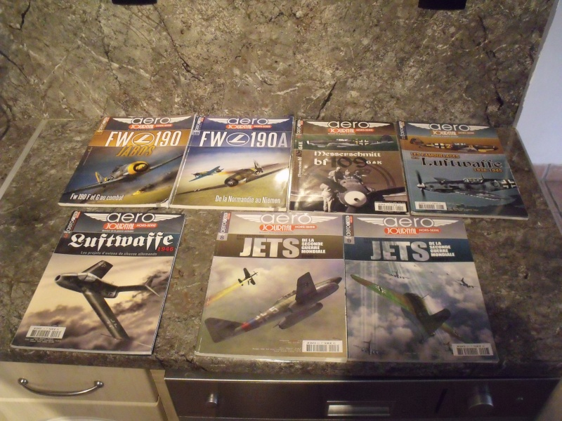 Vente de magazines LOS / Aéro Journal/ Batailles aériennes. Dscf6419