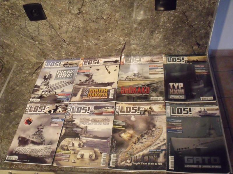Vente de magazines LOS / Aéro Journal/ Batailles aériennes. Dscf6420