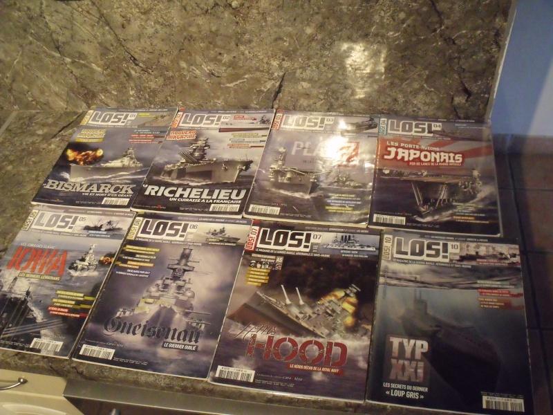 Vente de magazines LOS / Aéro Journal/ Batailles aériennes. Dscf6421