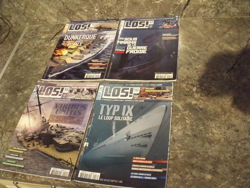 Vente de magazines LOS / Aéro Journal/ Batailles aériennes. Dscf6422