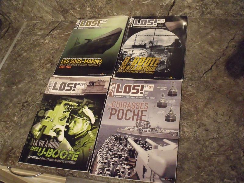 Vente de magazines LOS / Aéro Journal/ Batailles aériennes. Dscf6423
