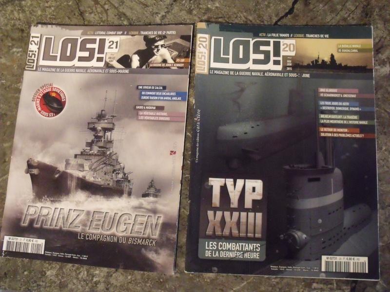 Vente de magazines LOS / Aéro Journal/ Batailles aériennes. Dscf6424