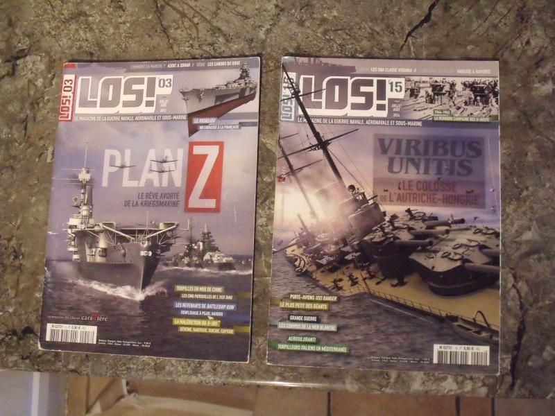 Vente de magazines LOS / Aéro Journal/ Batailles aériennes. Dscf6425