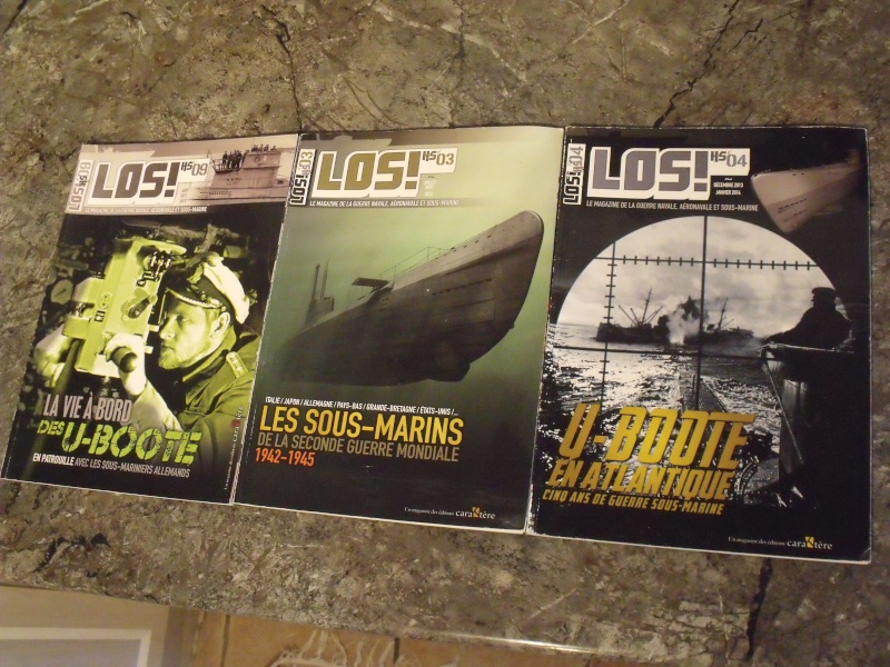 Vente de magazines LOS / Aéro Journal/ Batailles aériennes. Dscf6426