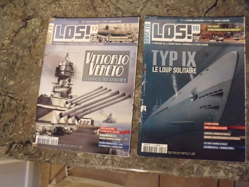 Vente de magazines LOS / Aéro Journal/ Batailles aériennes. Dscf6428