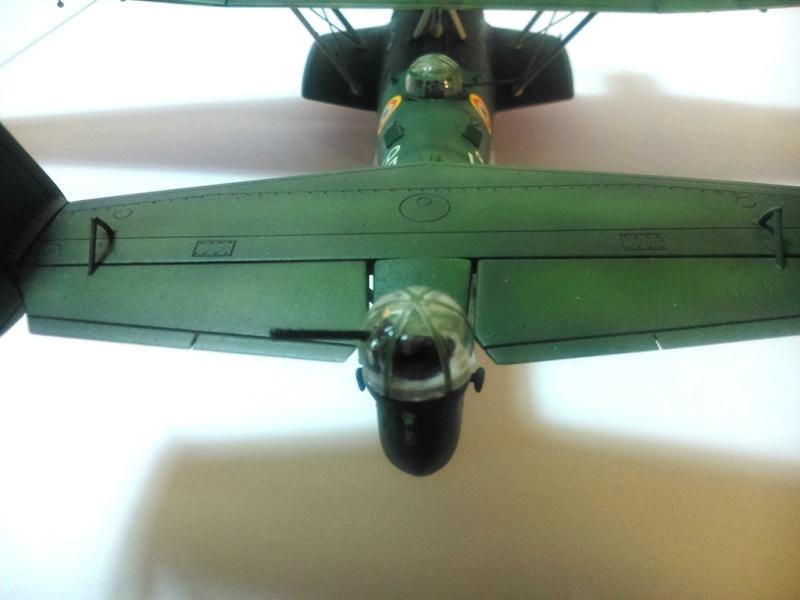 Dornier DO 24 Italeri Dsc_0113