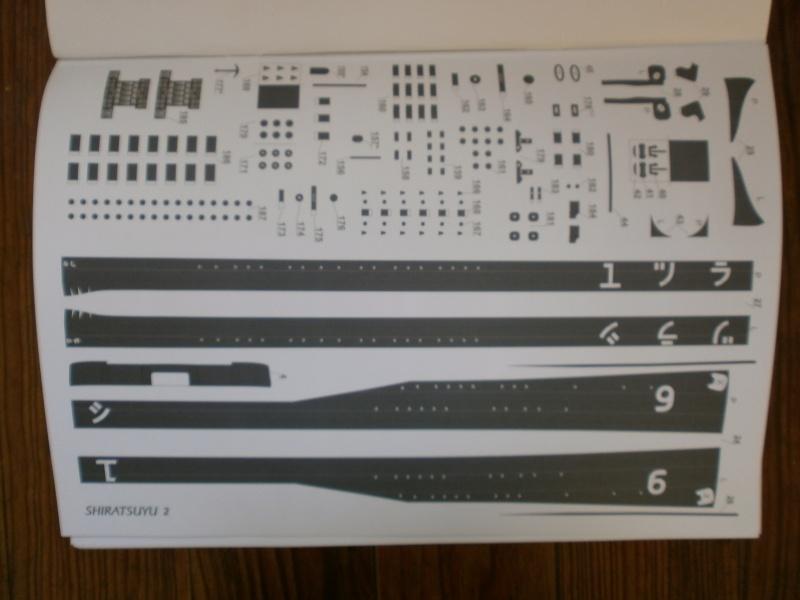 IJN SHIRATSUYU paper-card model au 1/200 de GPM P2260016