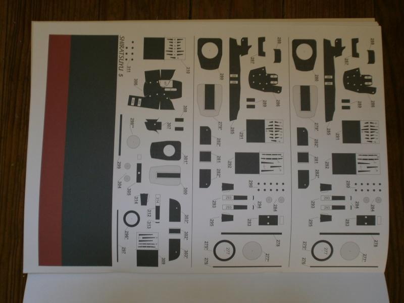 IJN SHIRATSUYU paper-card model au 1/200 de GPM P2260019