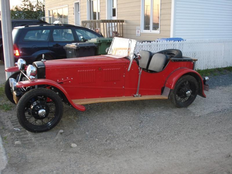 Les Québecois Grand Amateurs de Kit Car - Page 2 Dsc04110