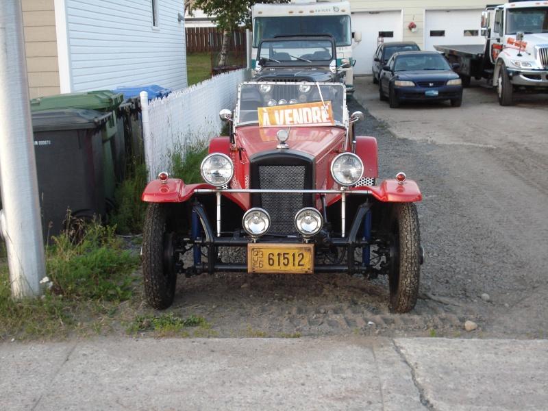 Les Québecois Grand Amateurs de Kit Car - Page 2 Dsc04114