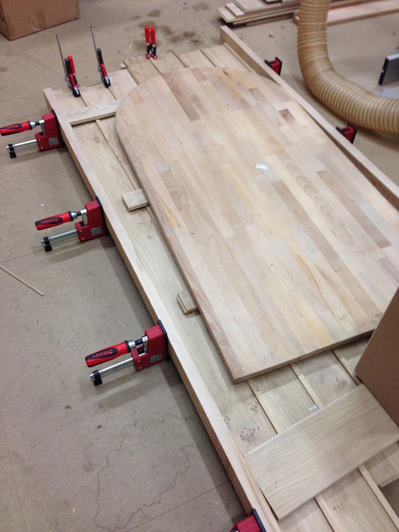 Pose d'un parquet chêne collé sur plancher chauffant - Page 2 Img_4413