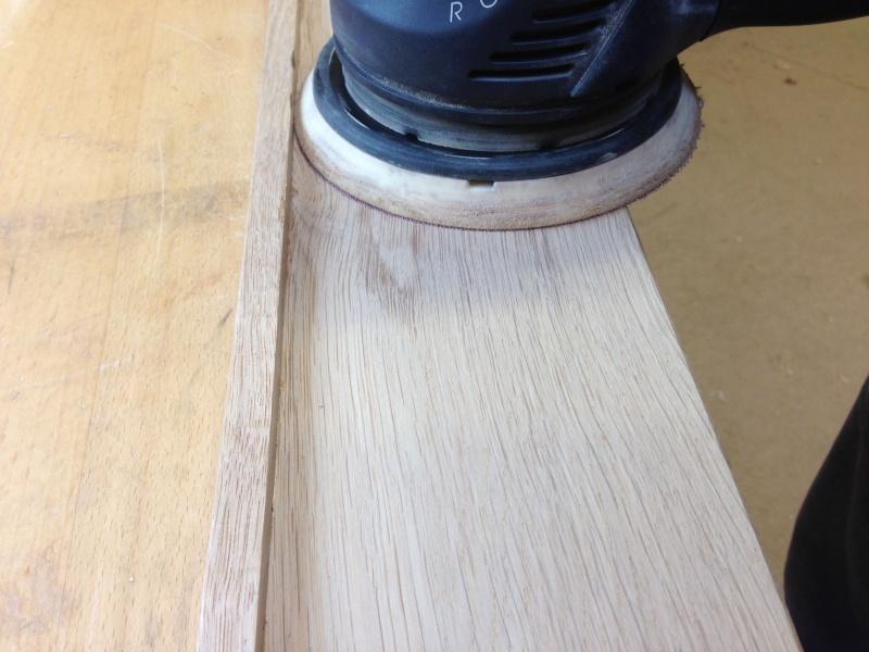 Pose d'un parquet chêne collé sur plancher chauffant - Page 2 Img_4511