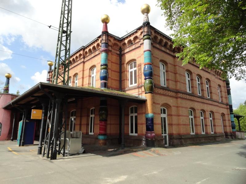Gare Ülzen Hundertwasser Dsc03112
