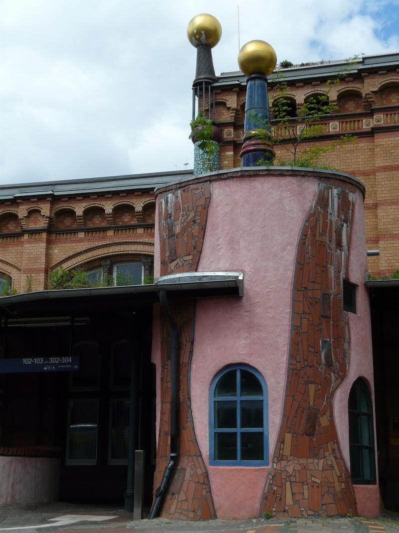 Gare Ülzen Hundertwasser P1380510
