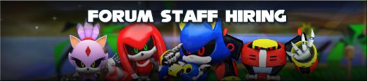 ★ Spring Staff Applications ★ Announ10