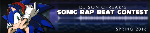 ★ DJ SonicFreak's Sonic Rap Beat Contest ★ Normal10