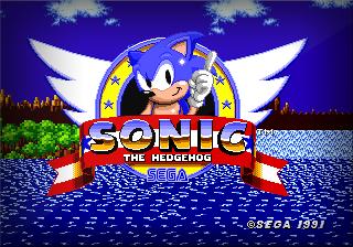 Sonic The Hedgehog 1 [Genesis] Screen10