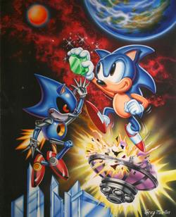Japanese vs American Classic Sonic Sonicc10