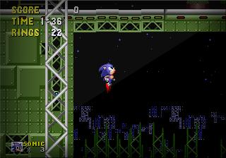 Sonic The Hedgehog 1 [Genesis] Star10