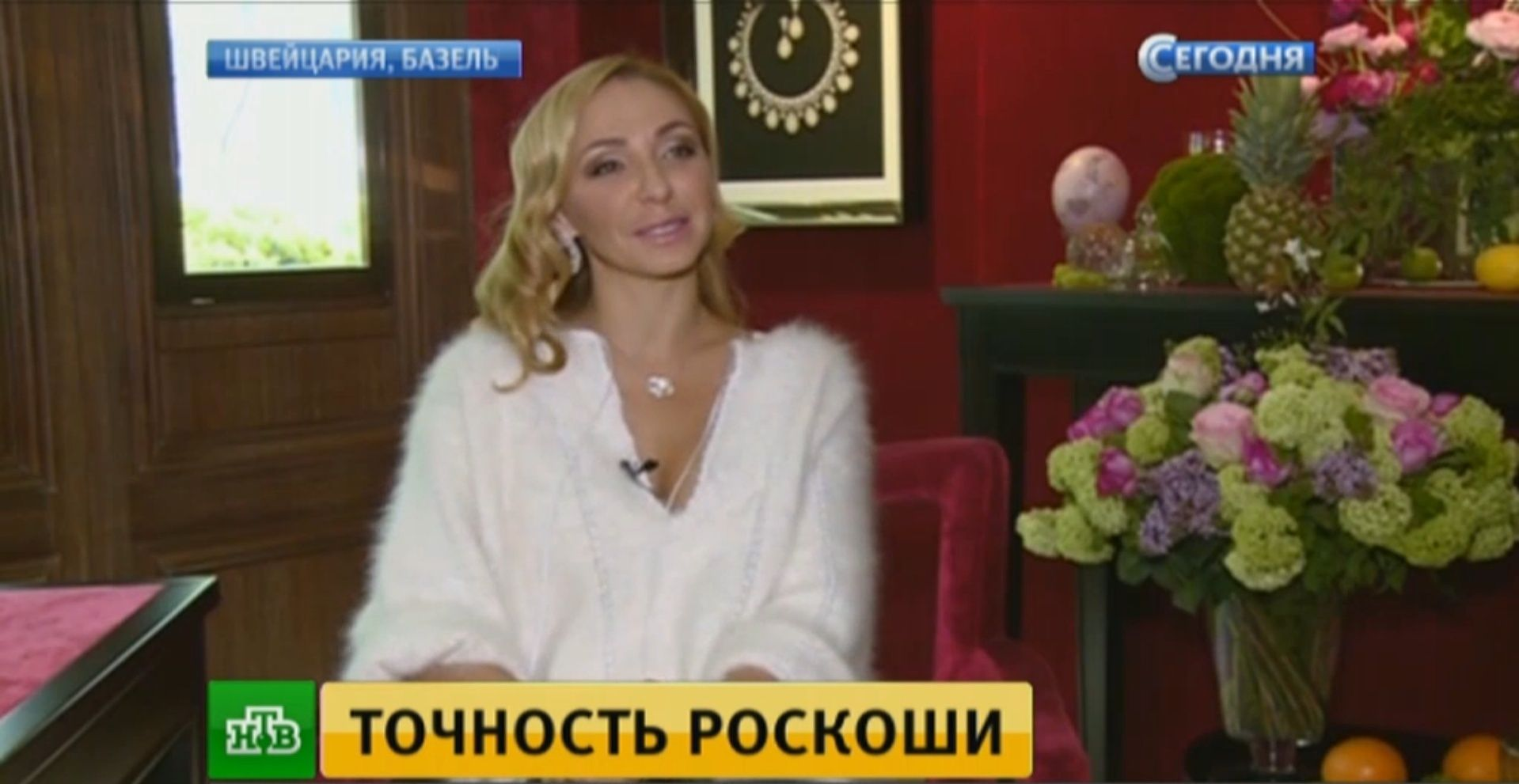 Татьяна Навка - официальный посол бренда Chopard 2016-011