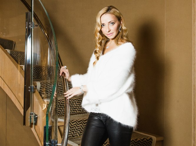 Татьяна Навка - официальный посол бренда Chopard 66549510